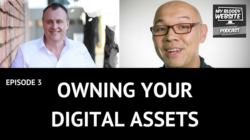 3: Owning Your Digital Assets
