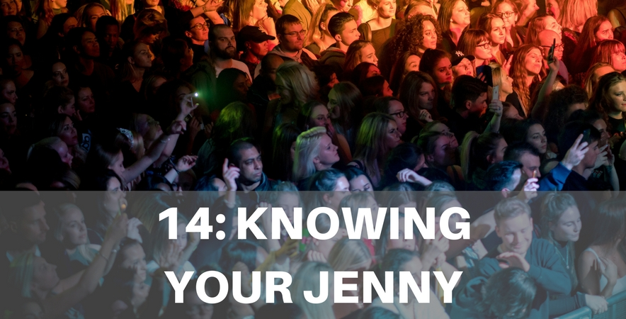14: Knowing Your Jenny